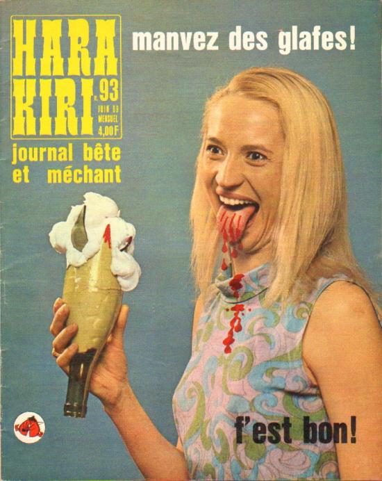 Hara Kiri cover